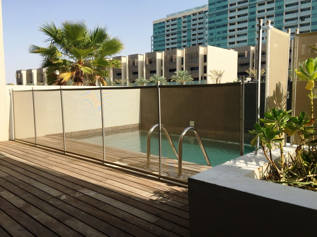 Pool Fencing Abu Dhabi 00005