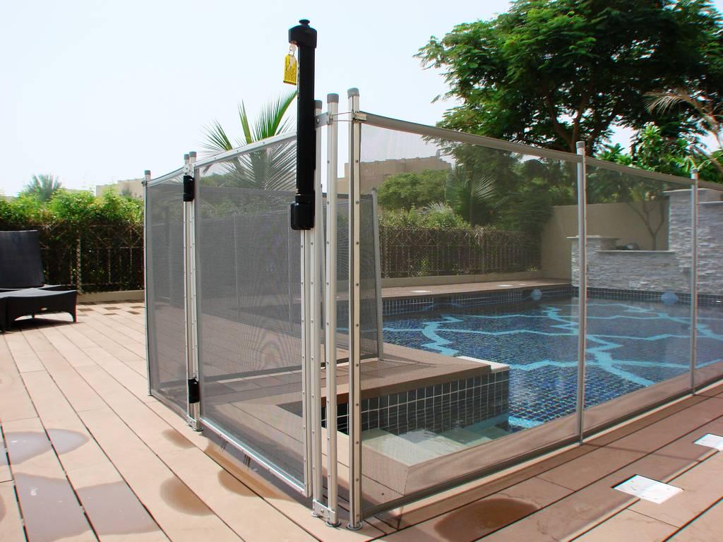 Hattan villa dubai for Pool safety dubai