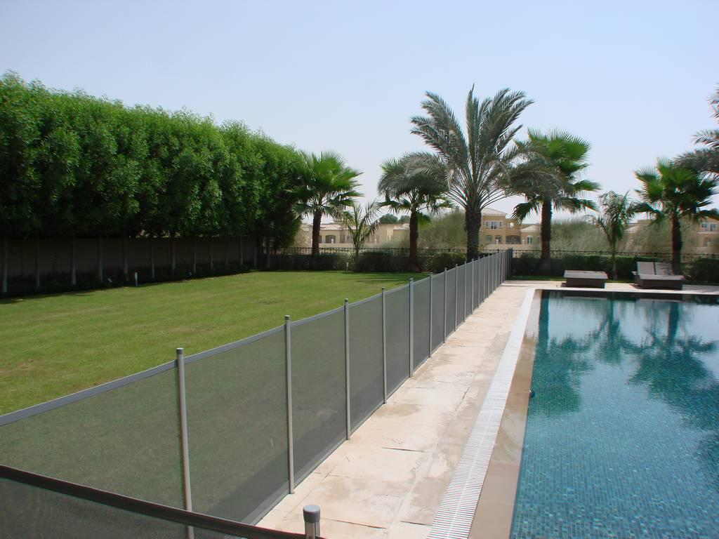 Saheel villa dubai for Pool safety dubai