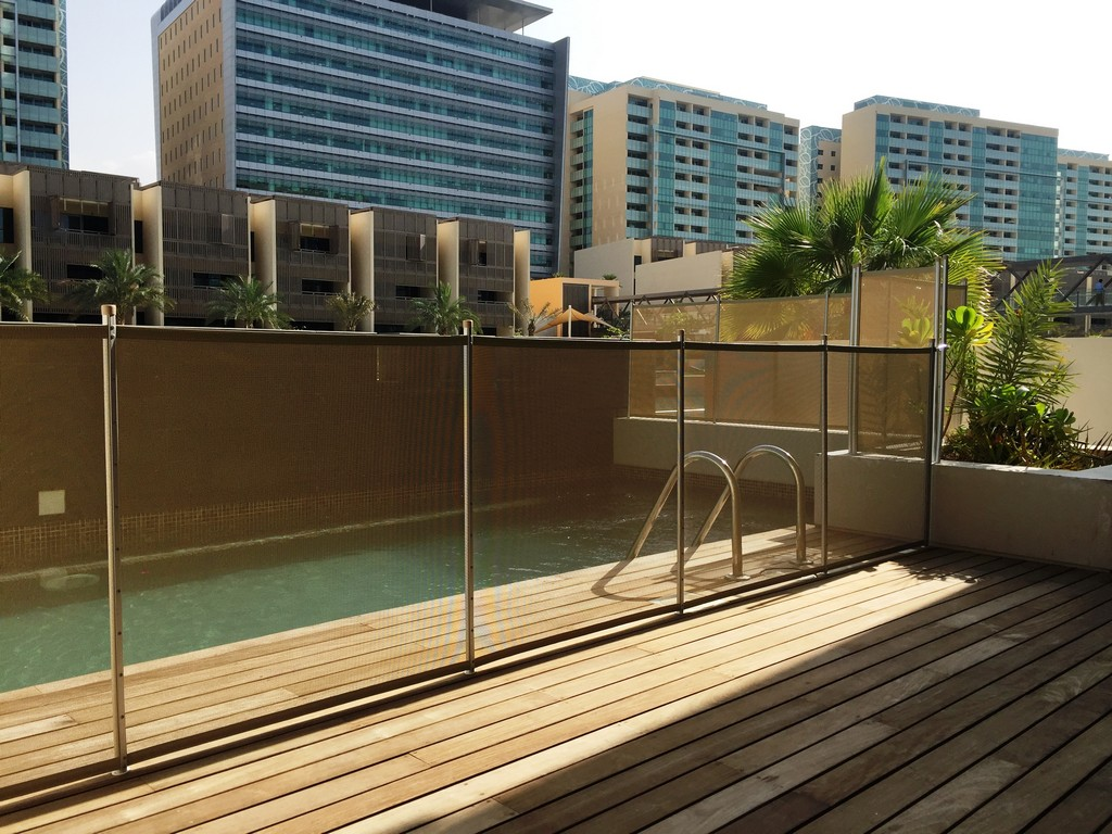 Pool Fencing Abu Dhabi 00001