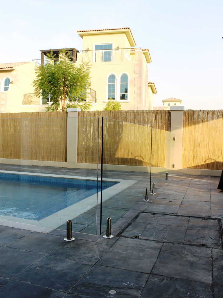 Glass Pool Fencing Motor City Dubai 006