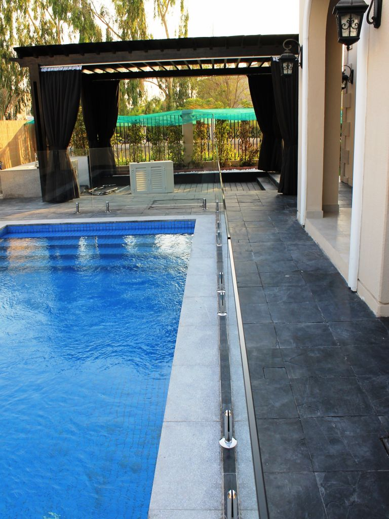 Glass Pool Fencing Motor City Dubai 014