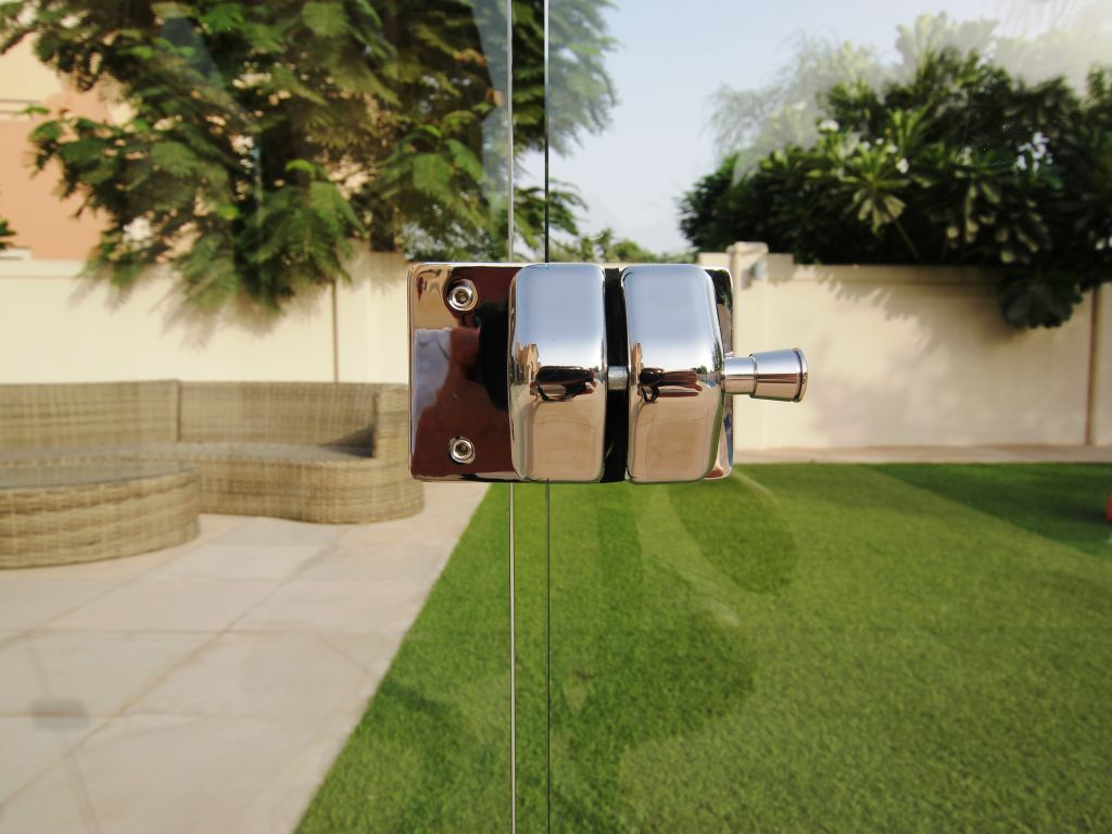 Glass Pool Fencing Victory Heights Dubai 002