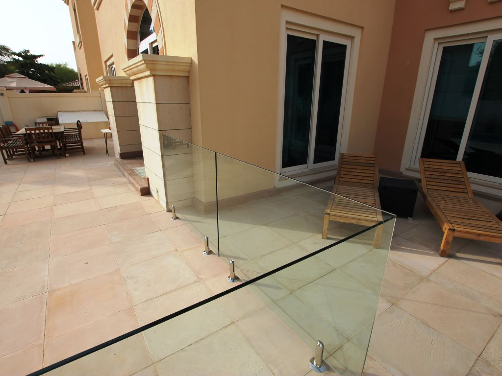 Glass Pool Fencing Victory Heights Dubai 007