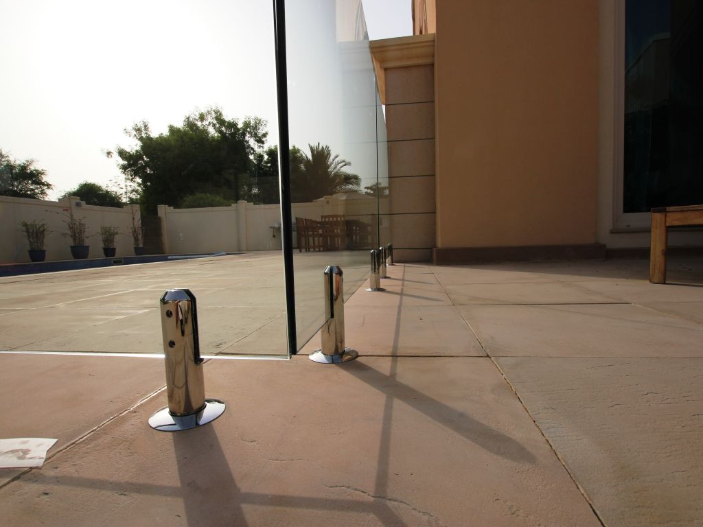 Glass Pool Fencing Victory Heights Dubai 009