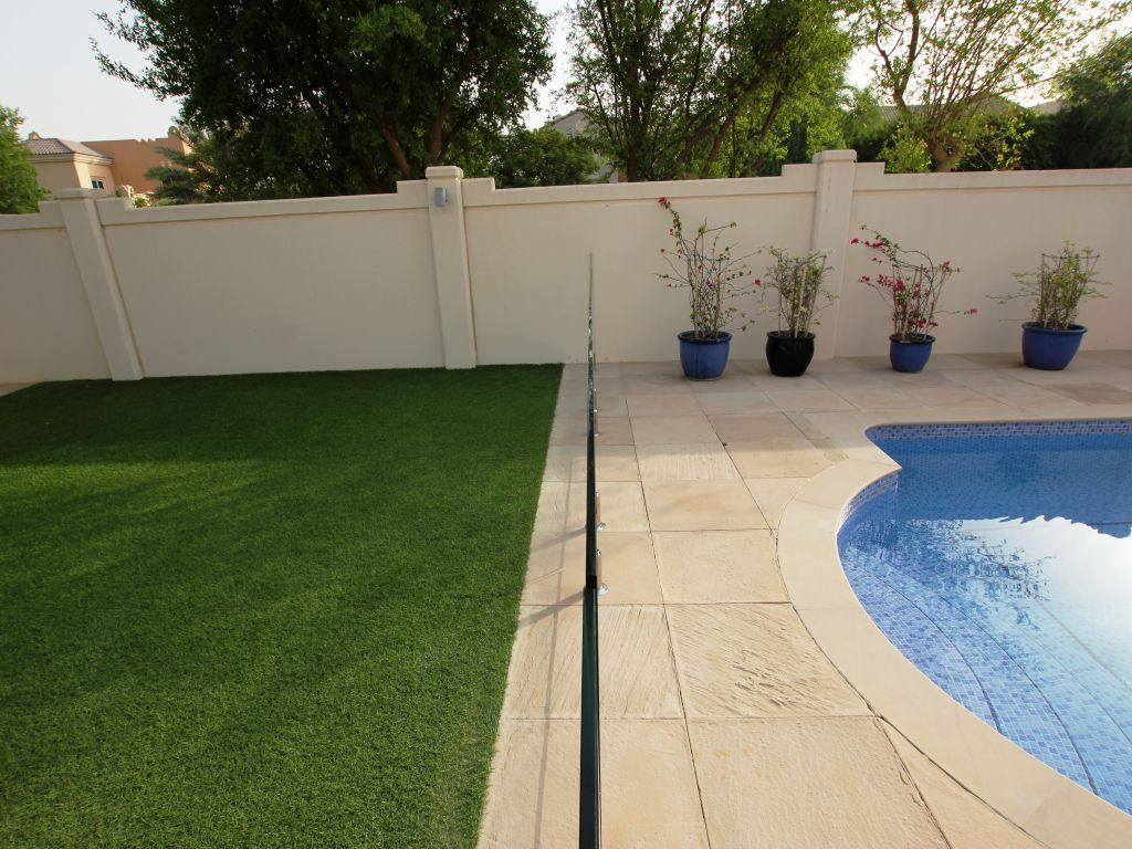 Glass Pool Fencing Victory Heights Dubai 011