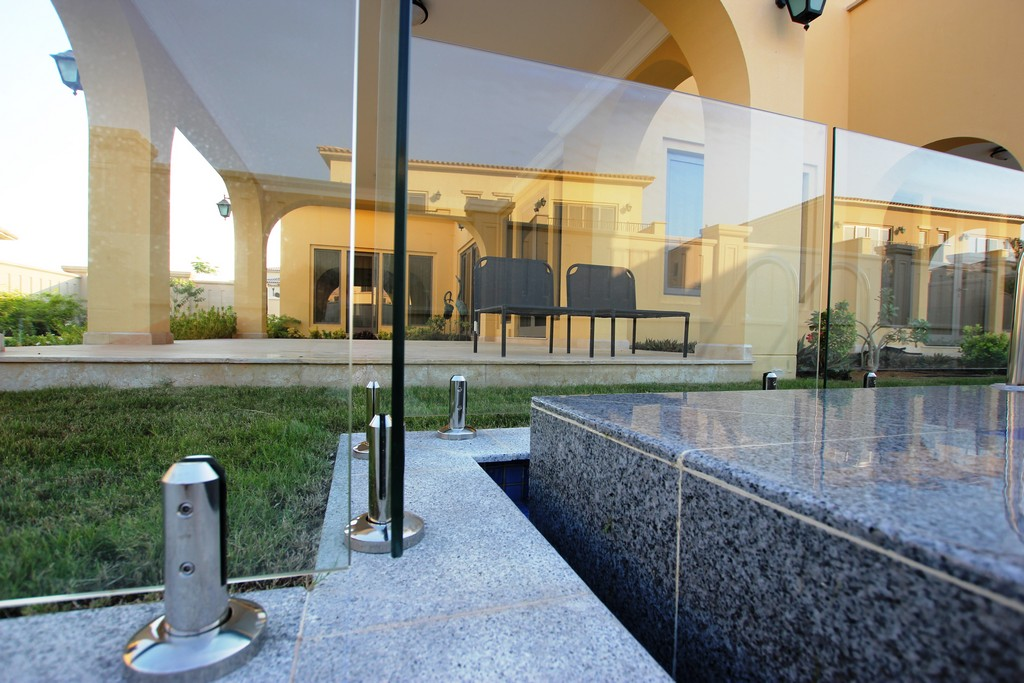 Glass Pool Fencing Sadiyat Island Abu Dhabi00008