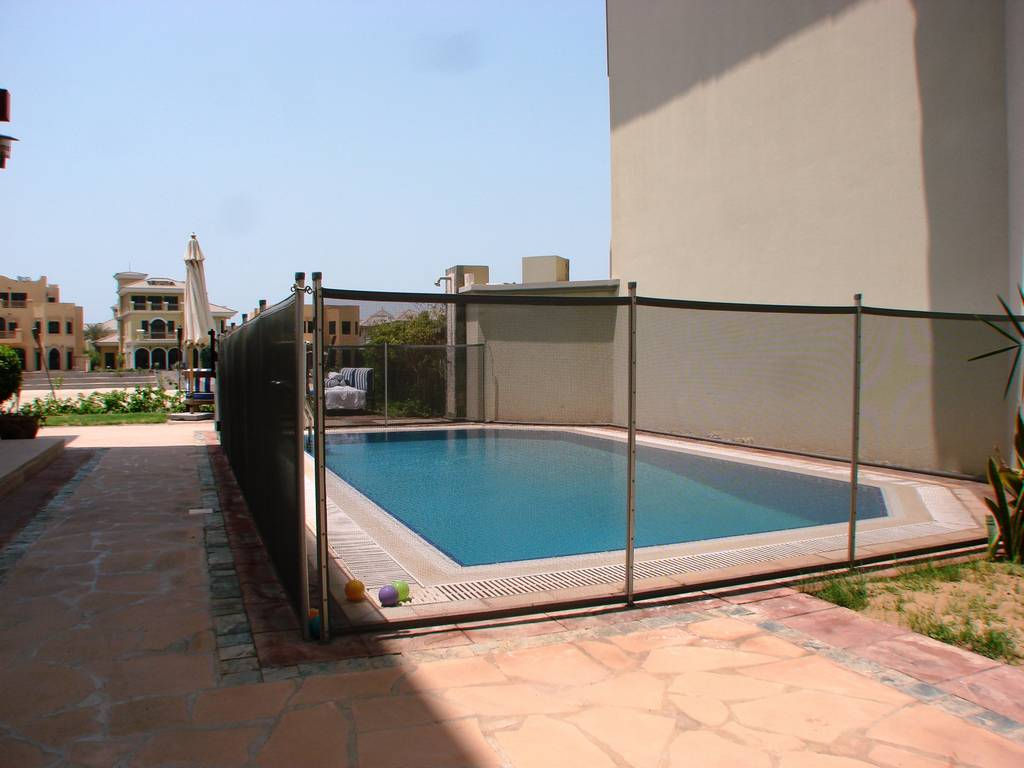 Removable Pool Fences Babysecure Ae